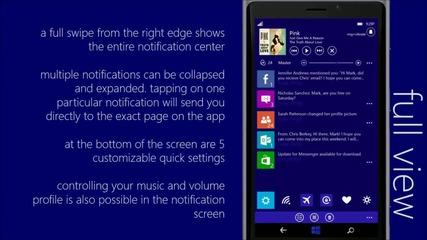 Ето какво ще представлява Windows Phone 8.1
