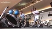 Антъни Джошуа - Рефлективна И Реагична Тренировка