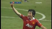 Манчестър Юнайтед 2 - 1 Челси Парк Гол *hq*