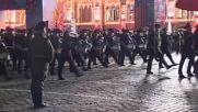 Russia: Troops conduct first night rehearsal of V-Day parade in Moscow
