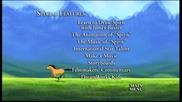 Spirit: dvd menu preview