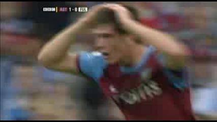 Aston Villa - Fulham 2:0