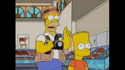 Paris Hilton - The Simpsons - Novo!