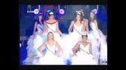 Miss France 2008 - Who Falls Down