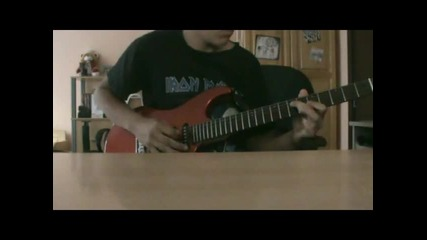 Iron Maiden - Aces High Guitar Cover iron maiden iron maiden ironmaiden