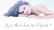 Страхотна ! [текст + превод] Selena Gomez - The Ghost Of You
