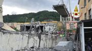 Italy: Rescuers continue search for bridge collapse missing