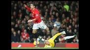 Cristiano Ronaldo gets kicked and provoked (360p)