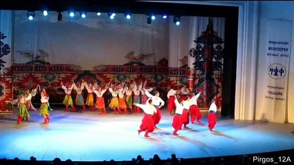 Международен фолклорен фестивал Бургас 2015: Украйна