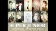Бг Превод! Super Junior - From U
