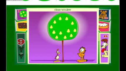 Garfields 12 Days Of Christmas - Day 6