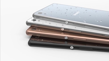 Xperia Z3+ and Z3+ Dual – The best of Sony smartphone technology with up to 2 days' battery life