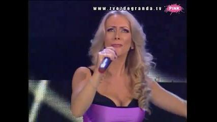 Snežana Kockar - Da se nađemo na pola puta (Zvezde Granda 2010_2011 - Emisija 12 - 18.12.2010)