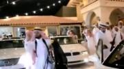 Сватбено парти в Саудитска Арабия