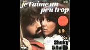 Shuky Et Aviva [israel]- Je T'aime Un Peu Trop-1975