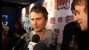 Nme Awards 2009 - Sexiest Male for Muses Matt Bellamy