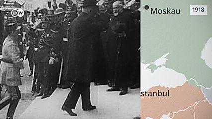 Войната от 1914 до 1918 – първата голяма катастрофа на 20-и век