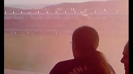 Етър - Пирин Гд - димна завеса