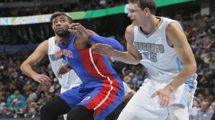 NBA's Andre Drummond Says Not Dating Famous Escort