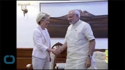 Germany Lobbies India to Buy Eurofighters, Submarines
