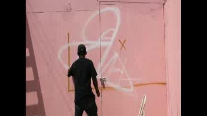 Graffiti в Los Angeles