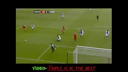 Liverpool 2 - 1 Blackburn