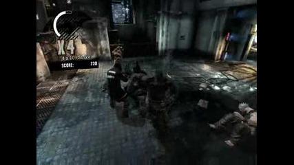 Batman Arkham Asylum Gameplay