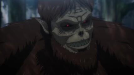 Attack on Titan Season 4 Episode 14 [ Бг Субс ] Върховно Качество