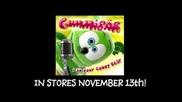 Мечето от рекламата на Jumbo Je m_appelle Funny Bear - Gummy Bear S