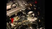Анимирана функция на дизелов двигател