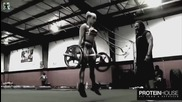 Секси мацки в фитнеса (удоволствие да тренираш)!