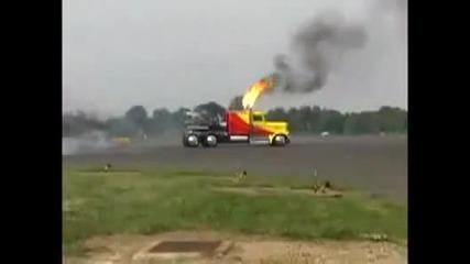 Супер камион