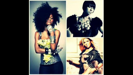 Keri Hilson Feat. Lil Kim & Teyana Taylor - Turn My Swag On (remix)
