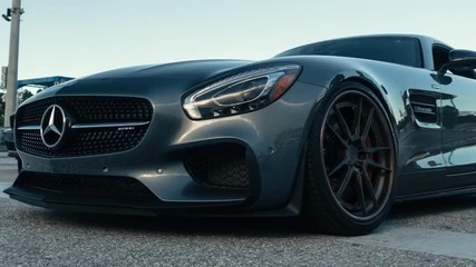 Mercedes Benz Amg Gt Renntech _ Adv.1