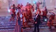А. Джанабаева, В. Брежнева, В. и К.меладзе - Спрячем слезы от посторонних + текст и превод