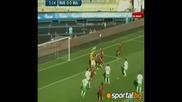 Русия 1 - 0 България (приятелски мач) Високо качество!