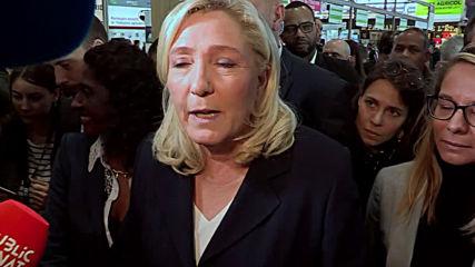 France: Le Pen calls for border controls amid Italian coronavirus outbreak