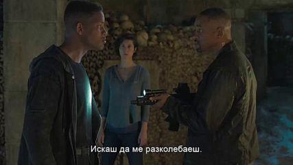 БЛИЗНАКЪТ Gemini Man (2019) - официален трейлър с български субтитри