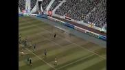 Fifa 08 - Hattrick By Cristiano Ronaldo
