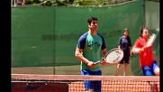 Георги Иванов – Гонзо на тенис корта