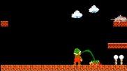 Марио не издържа