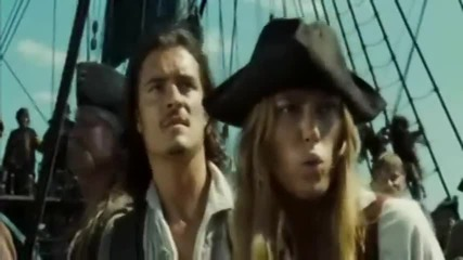 Карибски пирати 2 - буркан с пръст на Джак Спароу