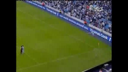 Манчестър Сити 1 - 0 Милан (превъзходен Гол на Божинов)