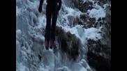 Ледено Катерене - Ледената Кала Смолян, Родопите, България