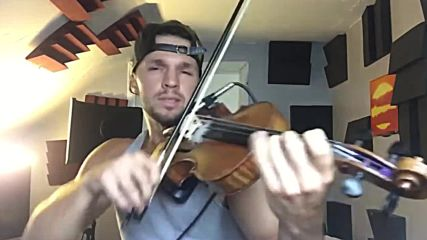 What is Love from a Night at the Roxbury - Violin Cover