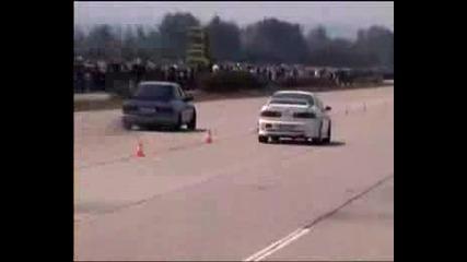 Ford Sierra Cosworth Vs Honda Integra Type
