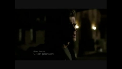 The Vampire Diaries - Episode 6 - Lost Girls Elena finds out that Stefan is a Vampire
