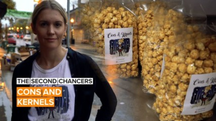 The Second Chancers: From prisoner to popcorn entrepreneur