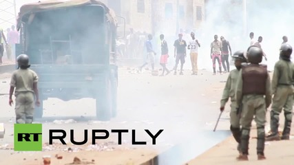 Guinea: Several shot and scores injured in clashes in Conakry