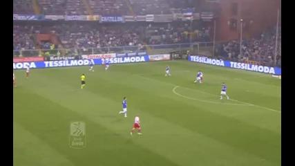 Италианската Серия Б. Sampdoria - Varese (акценти от срещата)